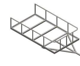 Overview: Autodesk Inventor Frame Generator Trailer