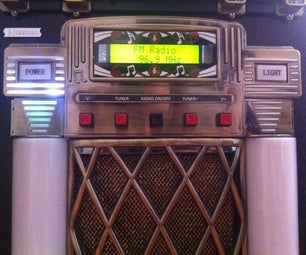 FM Radio With Si4703 Breakout Board, LCD and Arduino