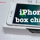 """Charging Box Base"" for IPhone 8 Plus"