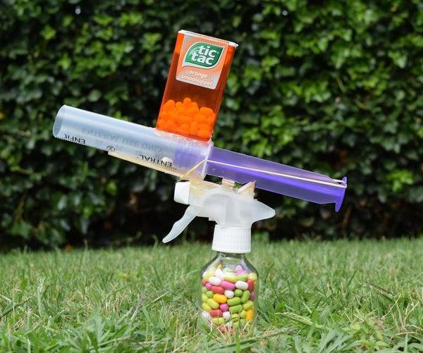 Tic Tac Gun