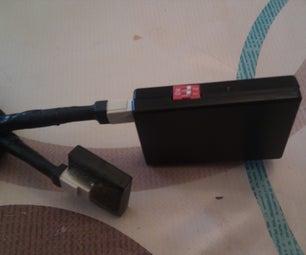 125kHz RFID Logger