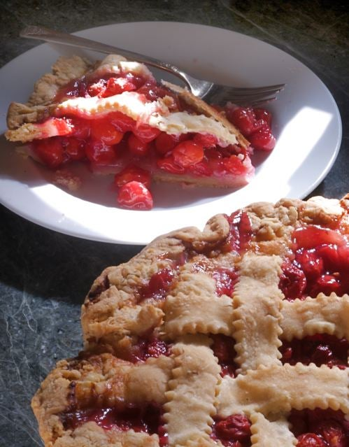 How to Make the Best Cherry Pie in 3 Easy Steps!