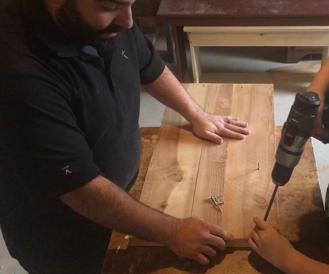 DIY Rustic Coffee Cup Holder