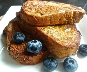 French Toast Restaurant Style