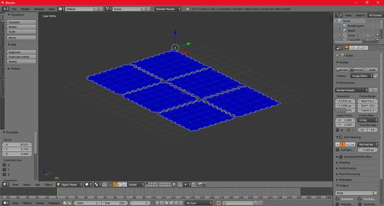 Import Your SVG Design to Blender
