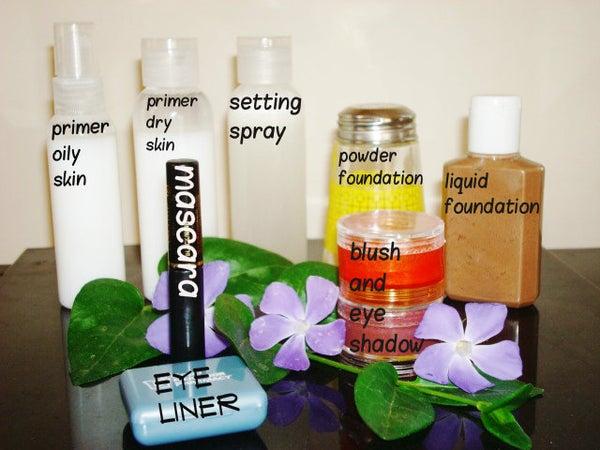 DIY Starter Makeup Kit and More!
