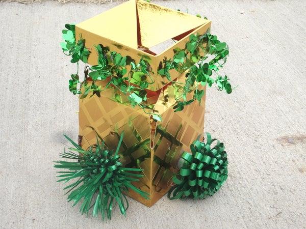 Green and Gold Leprechaun Trap