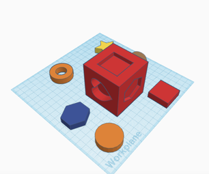 Box of Shapes