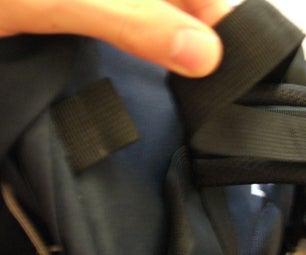 Rucksack/backpack Repair: Replacing a Strap Adjuster