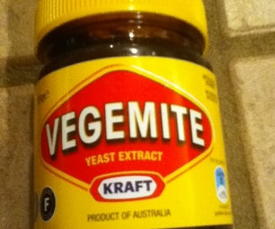 How to Make a Vegemite Sand Which