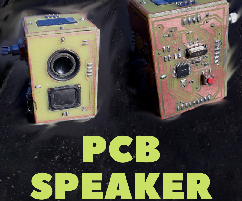 Wireless Speaker PCB
