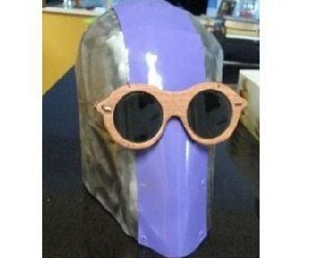 Steel Steampunk Mask