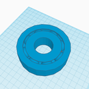 How to Design a Print-in-Place 3D Ball Bearing (with Pictures)