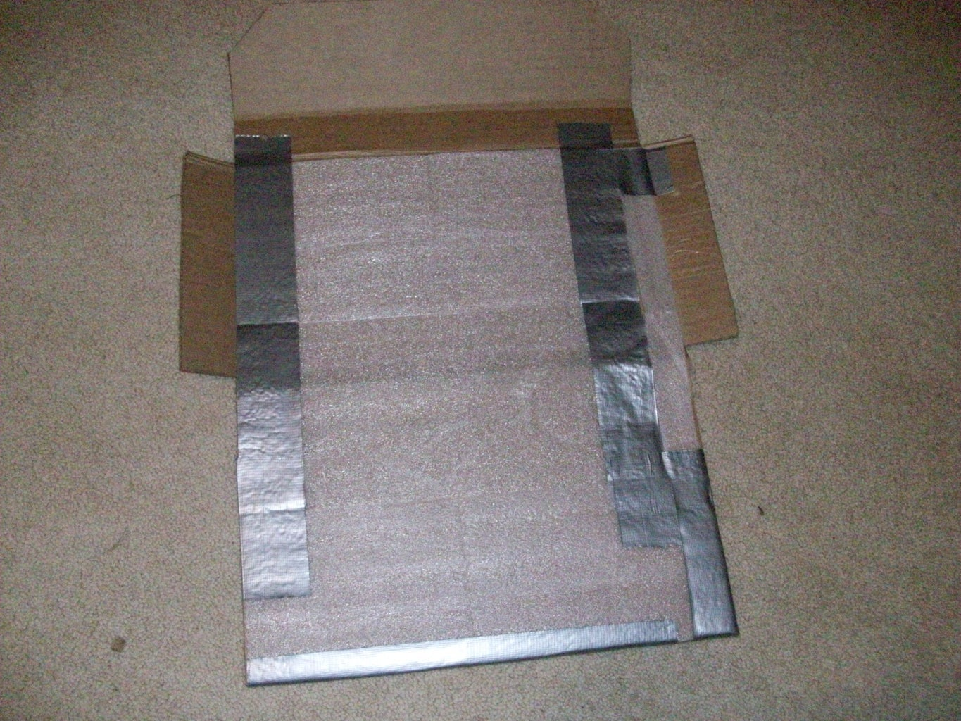 Using the Force...well, Duct Tape...
