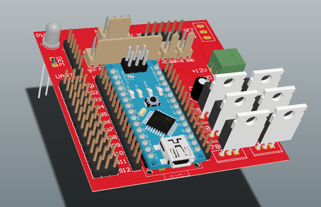 Designing the Schematic and PCBs