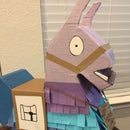 Make Your Own Fortnite Loot Llama (Pinata / Valentine's Box)