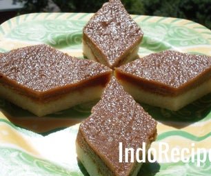 Sticky Rice and Custard (Katrisolo)