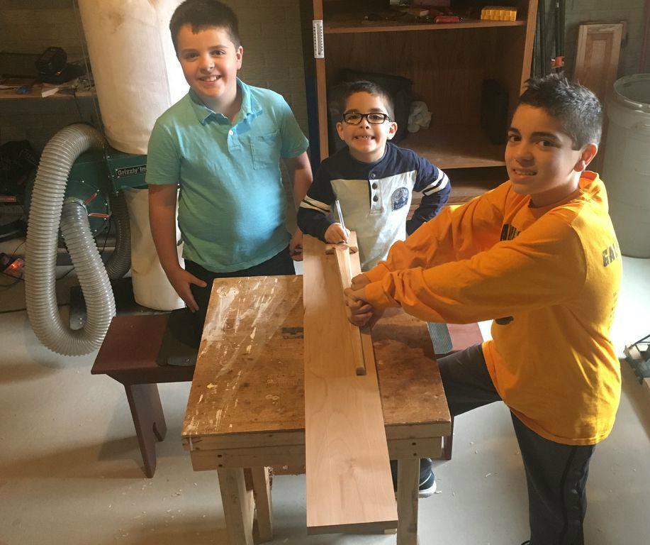 Wooden Play Swords