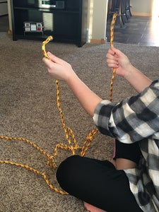 Obtain Two (2) Ropes