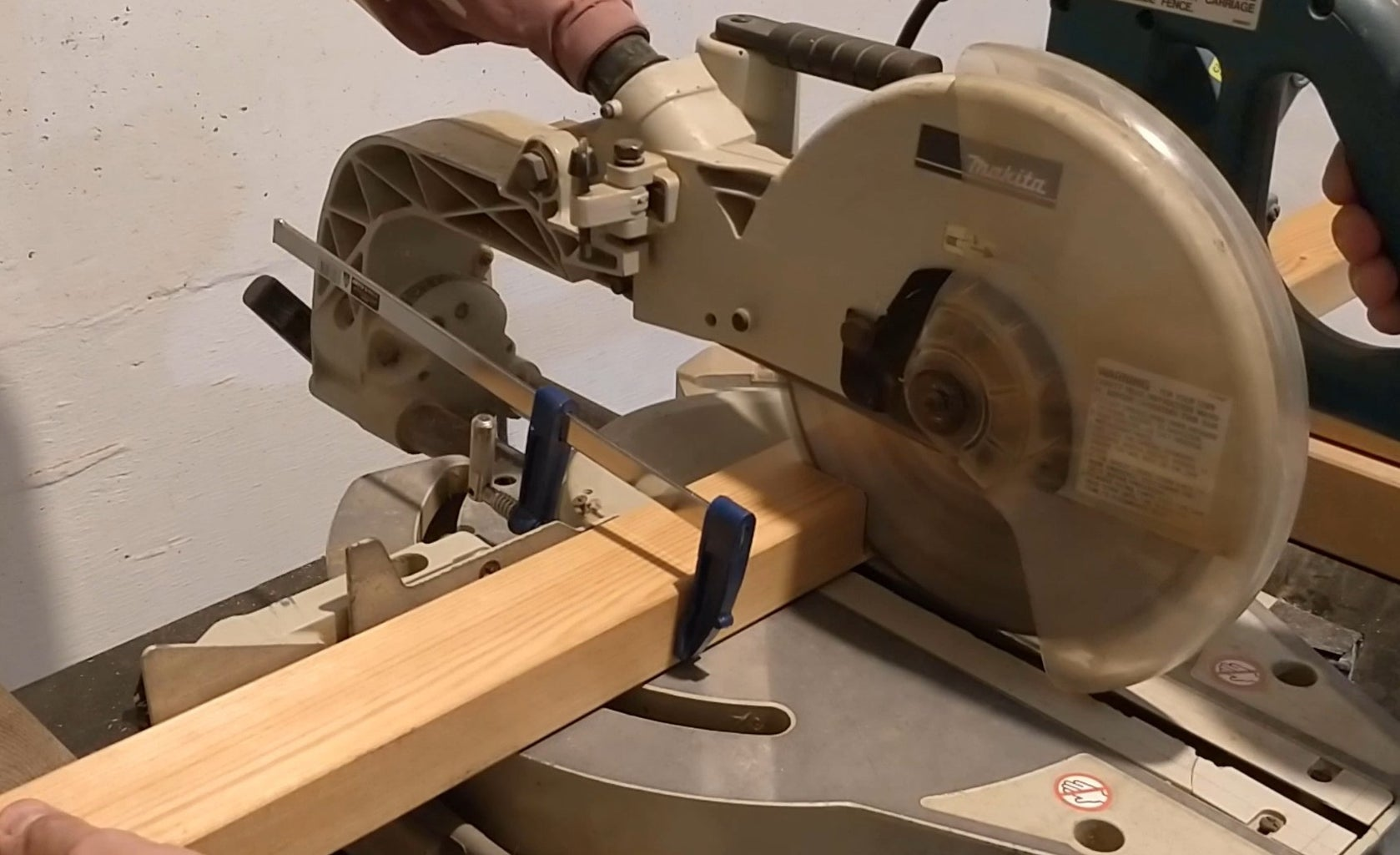 Woodworking - Crane's Base & Tower Rod - Cutting
