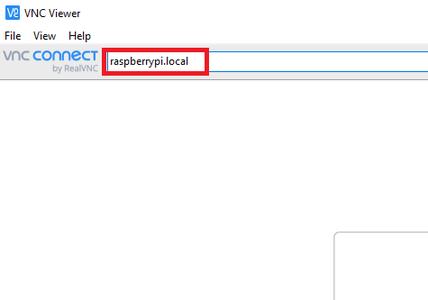 Remote Raspberry Pi With VNC