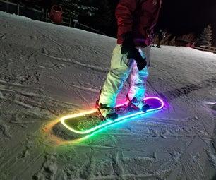 LED滑雪板套件