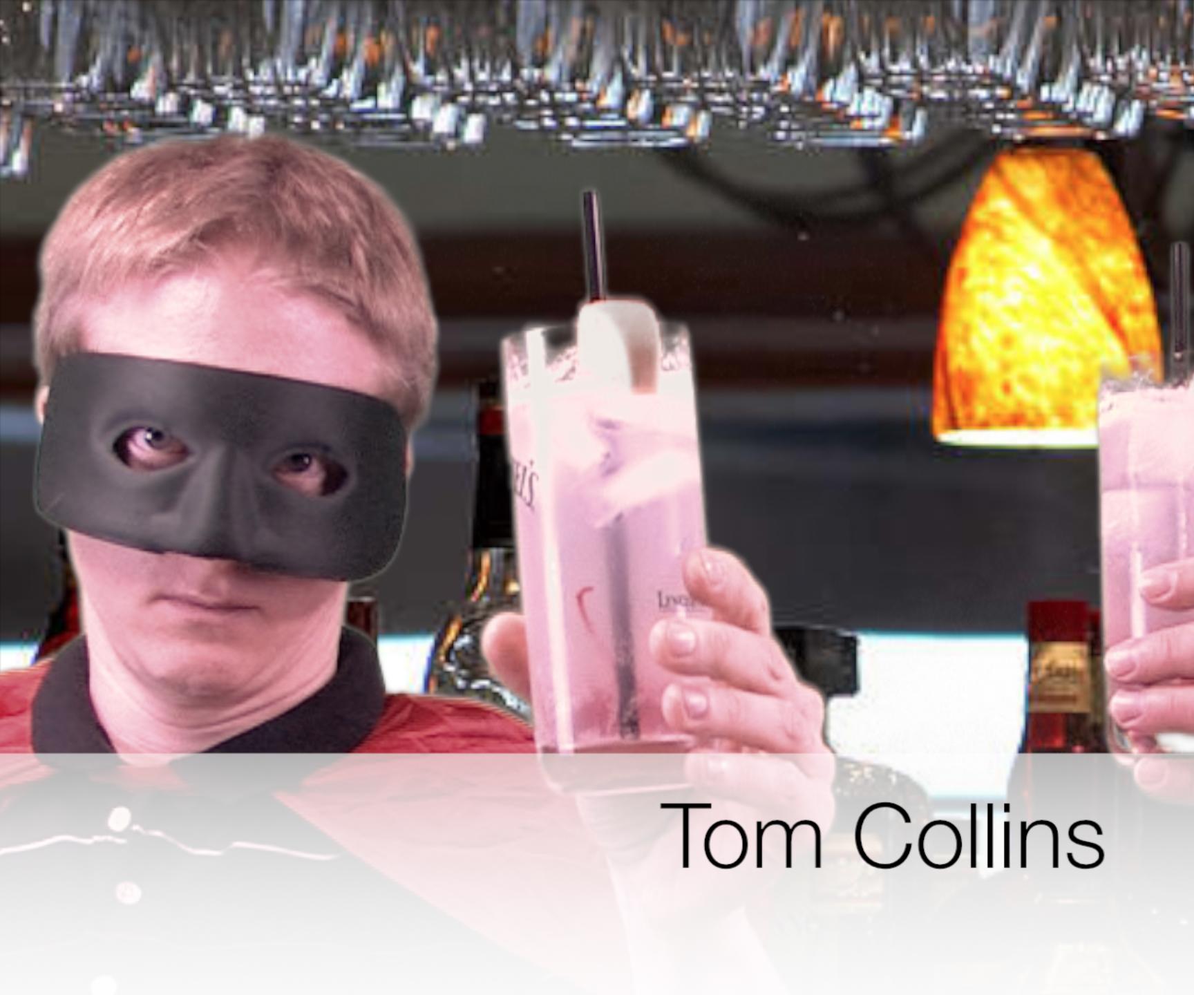 A Super Tom Collins