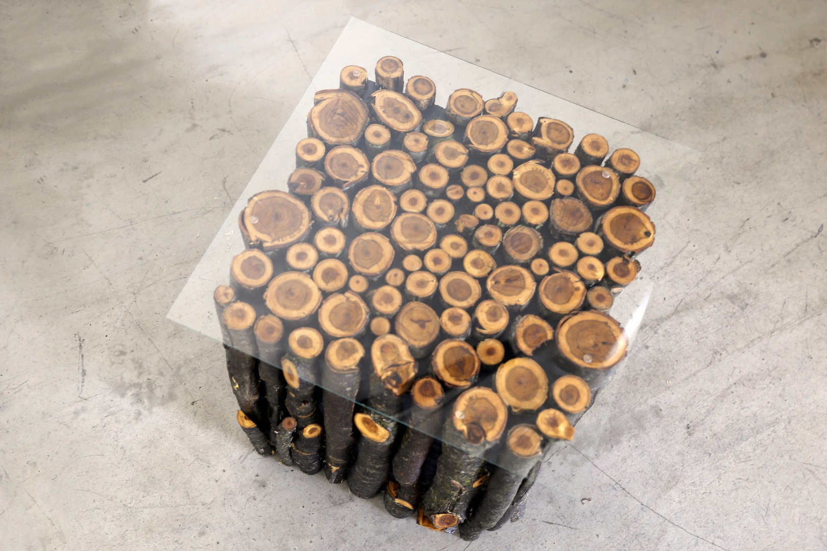 log table: 23 steps (with pictures)