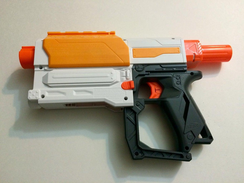 Reassembling the Blaster