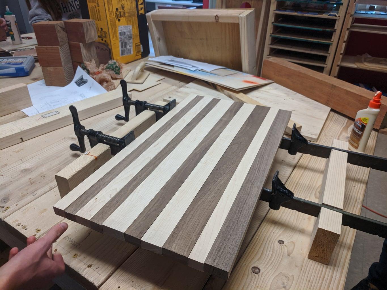 Glue Boards Together