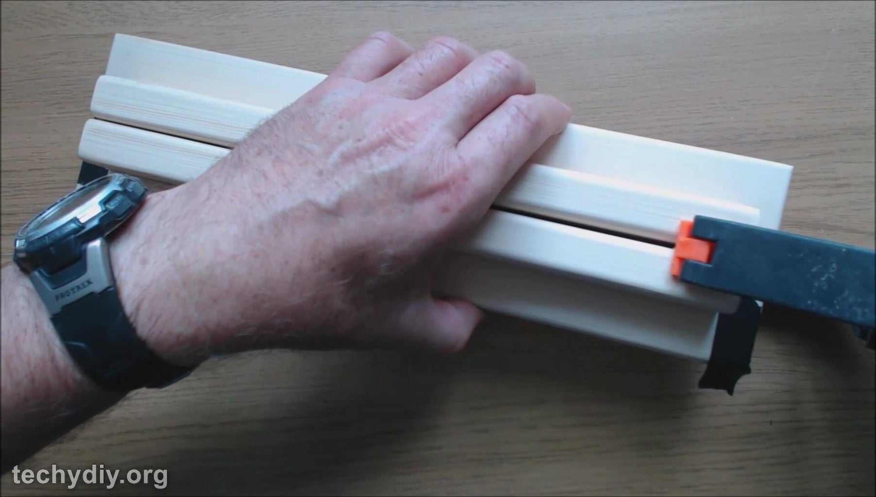Make the Led Edge Lit Base