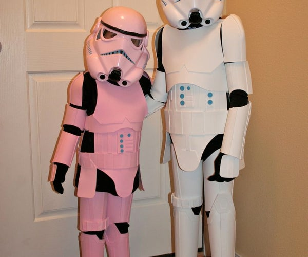 Kid's Stormtrooper Costume