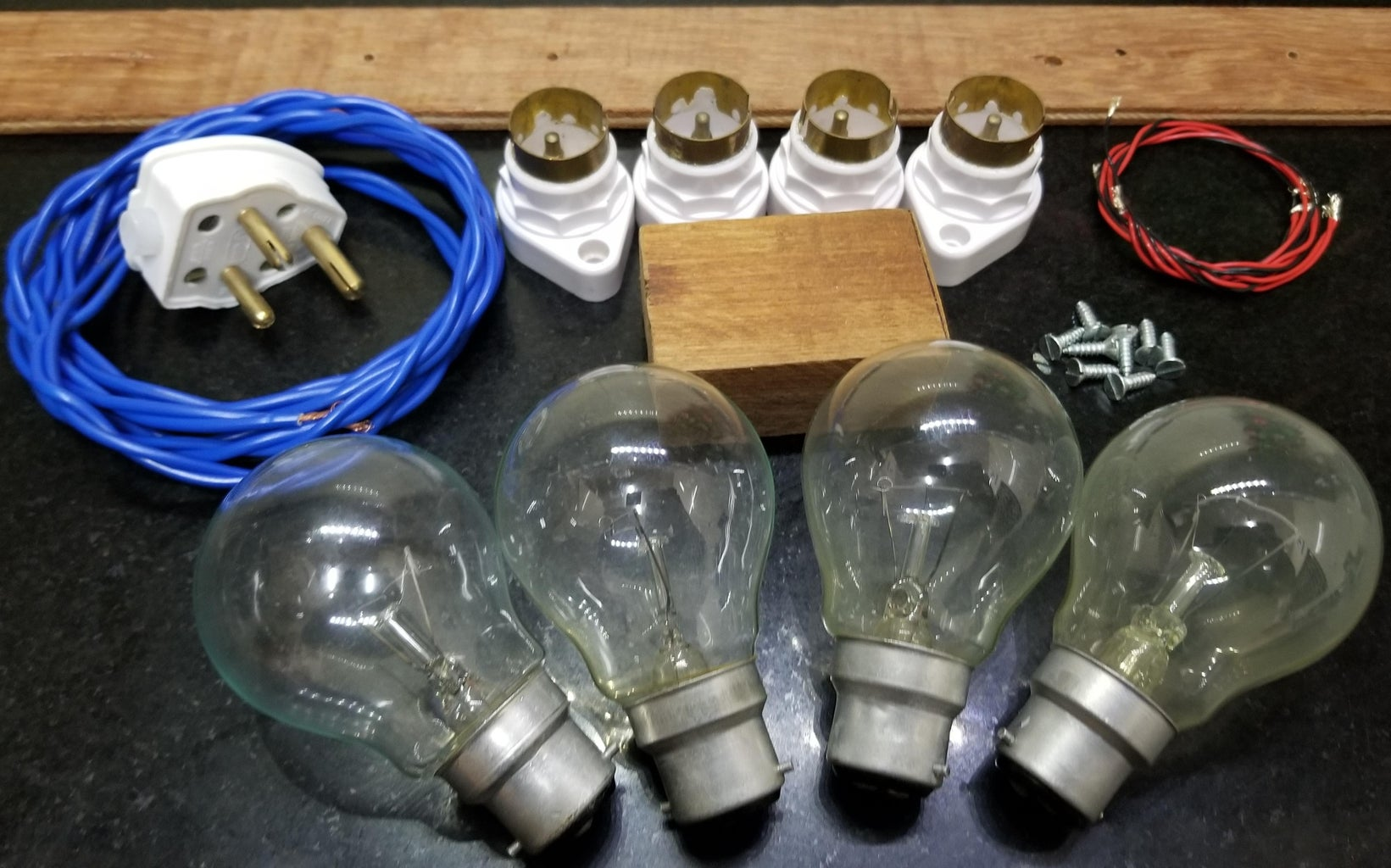 Multiple Lamp Design