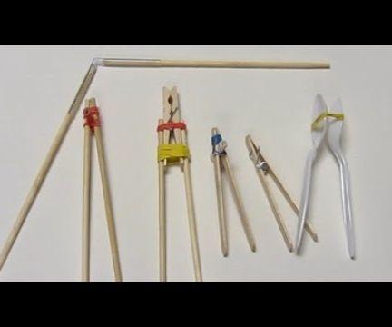 How to make Chopsticks for kids - 6 designs