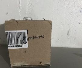"The ""Complaint"" Box"