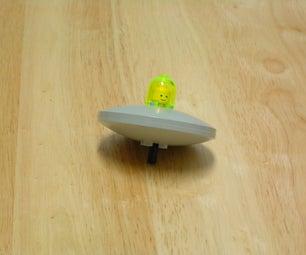 Simple LEGO Toys: UFO Top