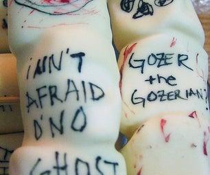 I Ain't Afraid O'No Ghost