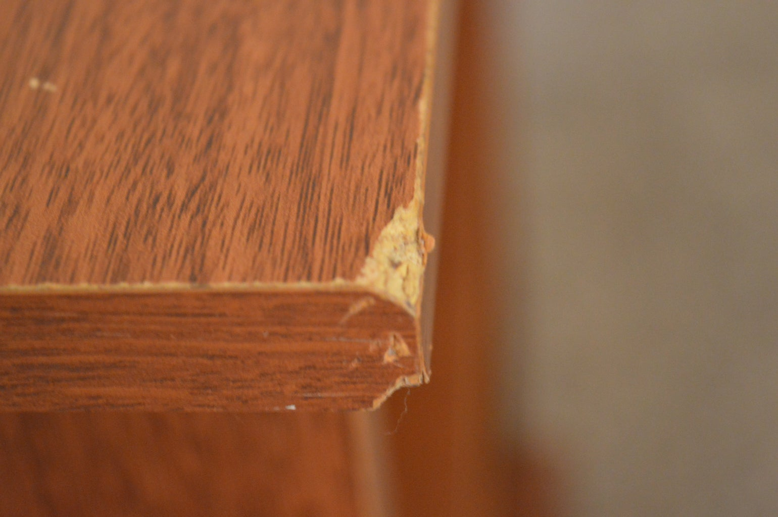 Seal Particle Board (or ANYTHING!)