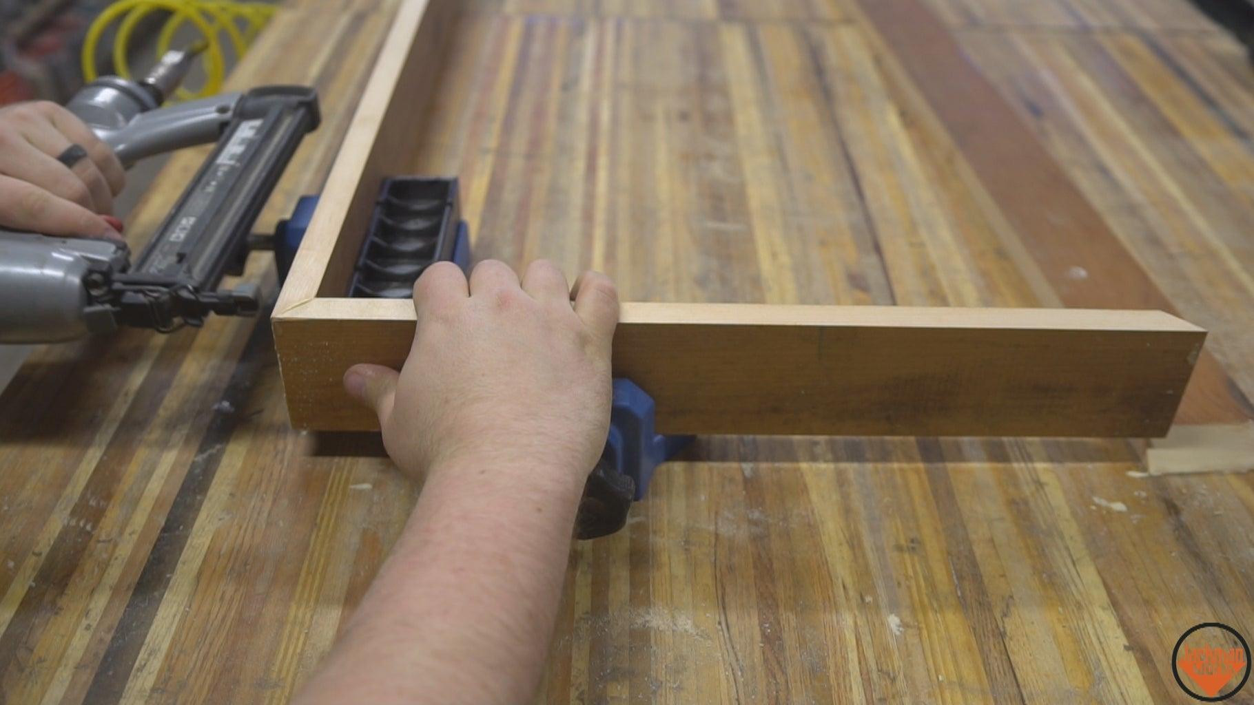 Main Box Assembly