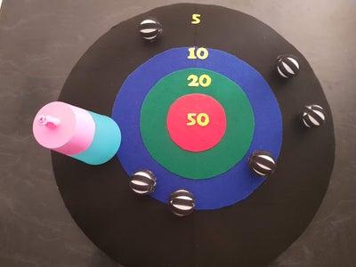 DIY Target Shooting Game