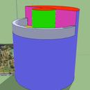 circulare building plan