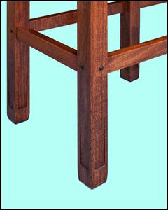 Greene & Greene Inspired Hall Table