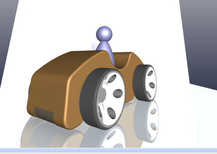 Digital Manufacturing - 3D Printed Toy Car Project