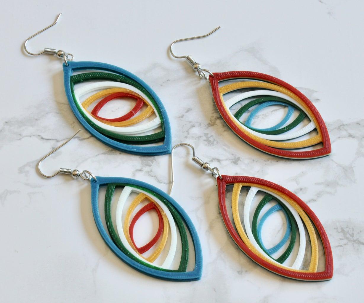 Make Earrings