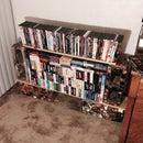 Diy Movie Shelves