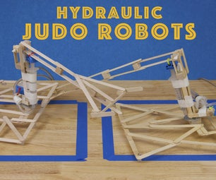 Hydraulic Judo Robots - Exciting STEM Project for Kids