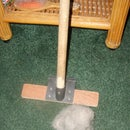 Effective Low Cost Carpet Rake