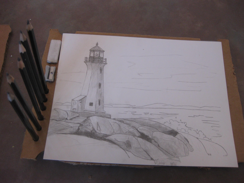 sketch pad