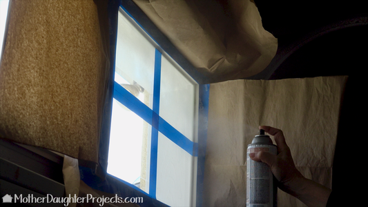 Spray the Windows
