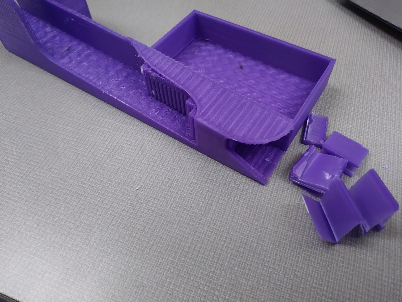 Print Caddy on 3D Printer